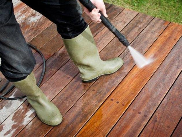 Palm Beach Gardens Pressure Washing